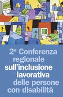 Logo Conferenza inclusione lavorativa disabili